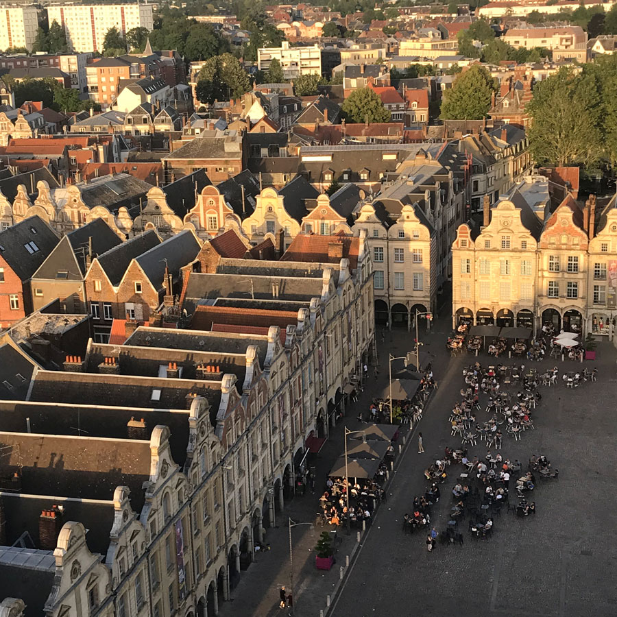Tourisme et Loisirs à Arras