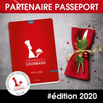 Byjoway Passport Gourmand Chauffeur VTC Lille
